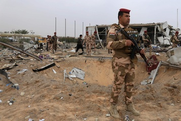 L'Iran met en garde Trump après les frappes américaines en Irak