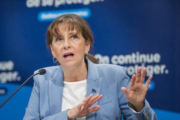 Rapport sur le MBAM Le Musée devra rendre des comptes, affirme la ministre Nathalie Roy )