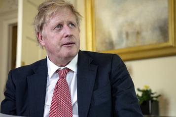 Boris Johnson: «Tout aurait pu basculer» à l'hôpital
