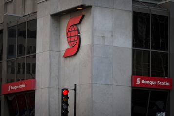 Une récession est peu probable, estime la Banque Scotia