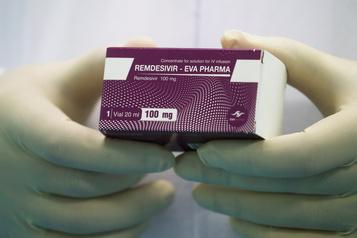 Coronavirus: la mise en marché du remdesivir autorisée au sein de l'UE)