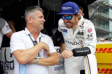 McLaren effectuera un retour en IndyCar en 2020