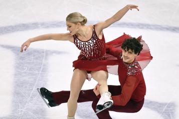 Championnats du monde de patinage artistique Une médaille pour Gilles et Poirier)