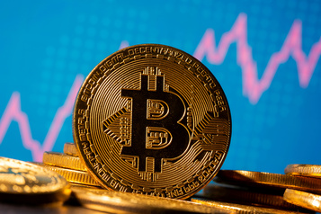 Le bitcoin approche les 20000$US)