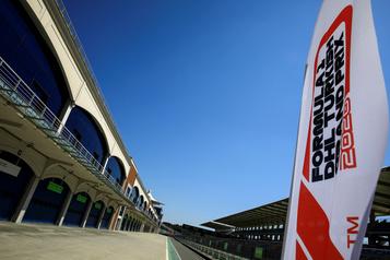 COVID-19 Les gradins seront vides durant le Grand Prix d'Istanbul )