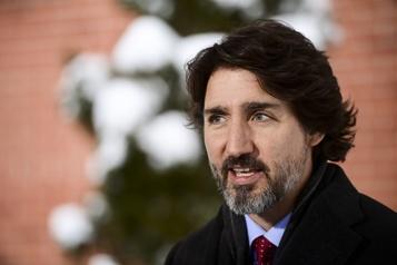 Canada–États-Unis Trudeau salue le début d'«une nouvelle ère»)