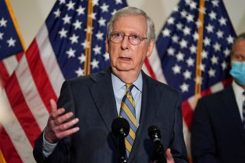 Maison-Blanche Le chef des républicains au Sénat promet une «transition en bon ordre»)