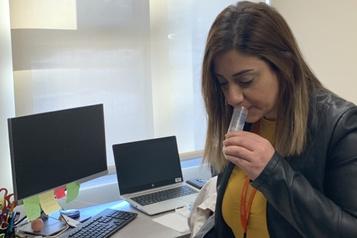 Les tests de salive gagnent duterrain à Laval)