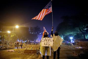 Le Sénat américain soutient Hong Kong face à Pékin