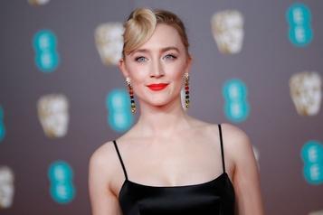 Ammonite Saoirse Ronan donne la réplique à Kate Winslet)