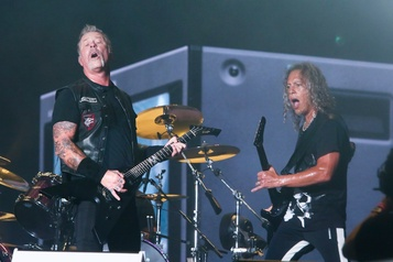 Des concerts hebdomadaires de Metallica