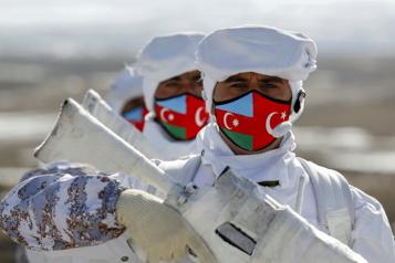 L'Azerbaïdjanlance des exercices militaires avec la Turquie)