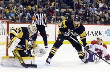 Cinq ans de plus avec les Penguins pour Marcus Pettersson