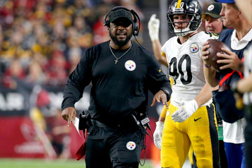 Steelers de Pittsburgh: Tomlin, la défense et le «Duck»