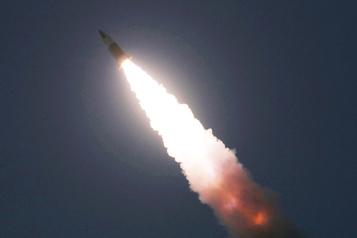 La Corée du Nord tire «un projectile non identifié»