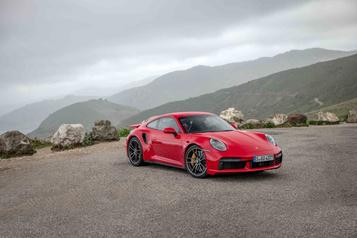 Banc d'essai Porsche911 Turbo S: souvenir d'hier)