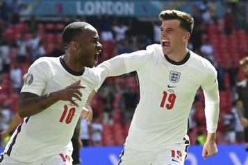 Euro L'Angleterre défait la Croatie1-0)