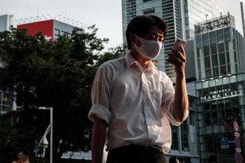 Japon L'état d'urgence sanitaire va être étendu une semaine après le début des JO)