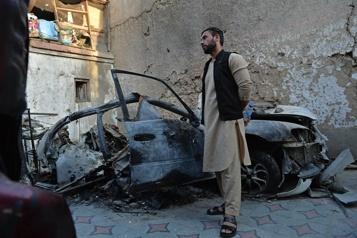 Bavure militaire à Kaboul Les États-Unis proposent de dédommager la famille de victimes