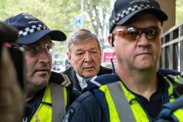Pédophilie: le cardinal Pell attend la décision de la Haute Cour d'Australie
