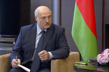 Biélorussie: l'UE ne reconnaît pas Loukachenko et prépare des sanctions)