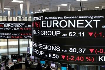 Les Bourses mondiales soutenues par des données américaines radieuses)