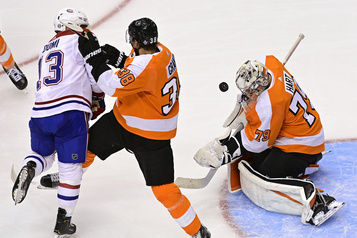 Analyse du 1er match Canadien – Flyers : les passagers)