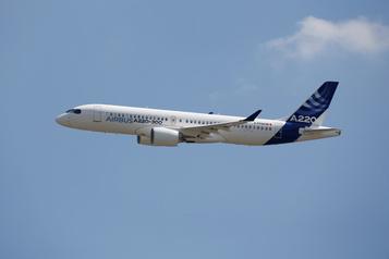 Bombardier: pas question de réinvestir dans l'A220, dit François Legault