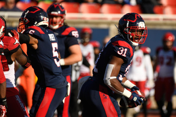 Alouettes : prudence avec William Stanback