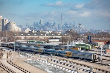 Le service de VIA Rail reprendra progressivement la semaine prochaine