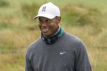 Tiger Woods se dit optimiste et prêt pour le Championnat de la PGA)