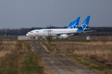 Transat annule la plupart des vols à partir de l'Ouest canadien cet hiver)