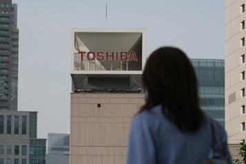 Dans la tourmente, Toshiba se sépare de plusieurs responsables)