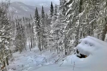 Un nouveau secteur pour le ski hors-piste à L'Anse-Saint-Jean)