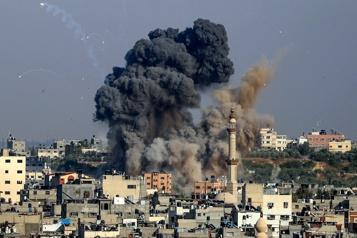 Conflit israélo-palestinien L'escalade meurtrière se poursuit)