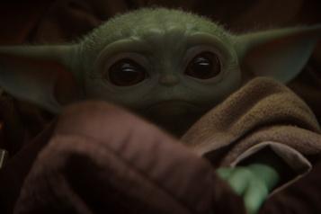 Baby Yoda charme les réseaux sociaux