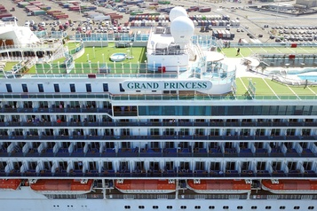 Les 228 Canadiens à bord du Grand Princess sont de retour