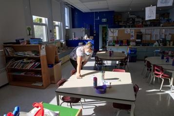 Ventilation en classe Des résultats jugés «satisfaisants» )