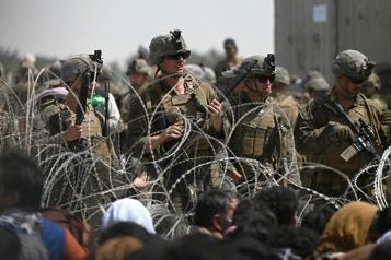 Retrait d'Afghanistan Des ministres de Biden ont tenté de repousser la date, selon un livre)