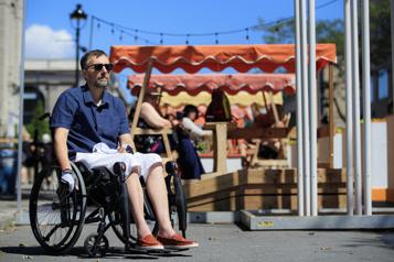 Accessibilité universelle  Encore du chemin à faire, selon un résidant de Verdun)