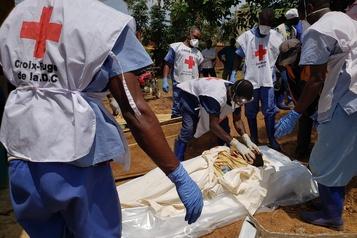 L'urgence Ébola maintenue en République démocratique du Congo, malgré des progrès