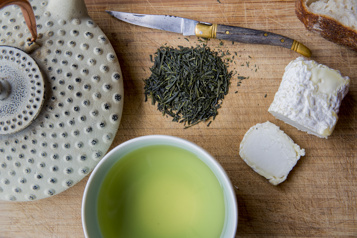 Apéro pas ordinaire Des accords thés-fromages pour tasser les usages)