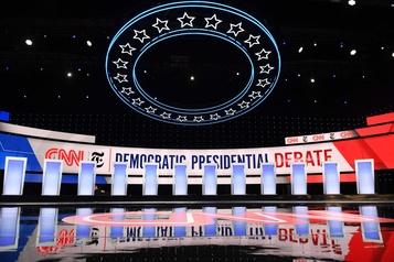 Le débat démocrate sera dominé par l'enquête sur Trump