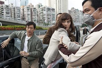 Le film Contagion très en demande en streaming