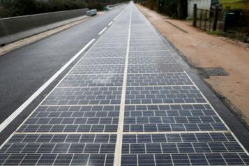 Route solaire : échec d'une idée prometteuse pour l'environnement