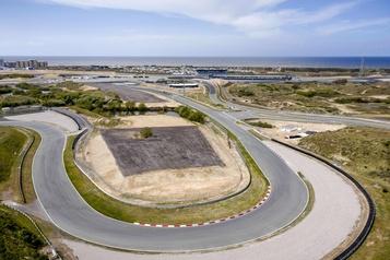 Le Grand Prix des Pays-Bas annulé)