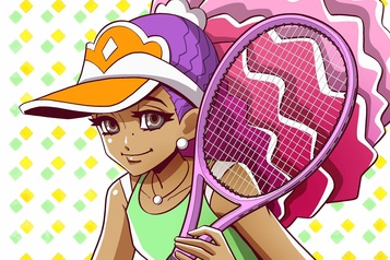 Japon: la joueuse de tennis Naomi Osaka devient un personnage de manga)