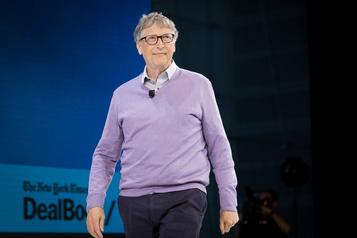 Bill Gates se dit optimiste face à la COVID-19)