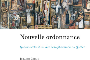 Extrait de Nouvelle ordonnance: de l'apothicaire au pharmacien)