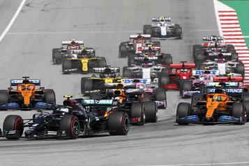 Formule 1: déjà la revanche en Autriche)